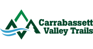 carrabassett valley trails logo